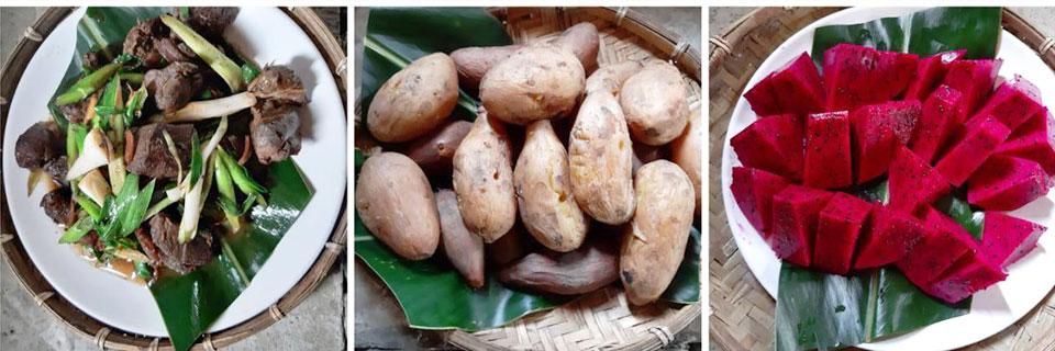 東岳部落泰雅族風味餐