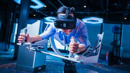 VR探索館